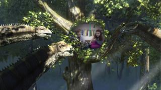 Wonderbook A dinoszauruszok nyomában (Walking With Dinosaurs) (Move) (Magyar nyelven) PS3