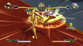 Saint Seiya Brave Soldiers Collector's Edition PS3