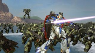 Dynasty Warriors Gundam Reborn PS3