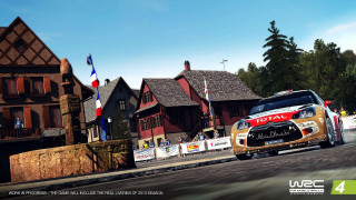 World Rally Championship 4 (WRC 4) PS3