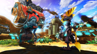 Ratchet & Clank: A Crack In Time Essentials PS3