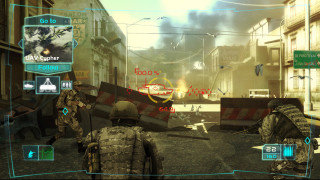 Tom Clancy Compilation - Future Soldier & GRAW 2 (Move támogatással) PS3