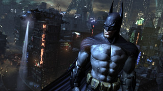 Batman: Arkham City Game of the Year Edition (GOTY) PS3
