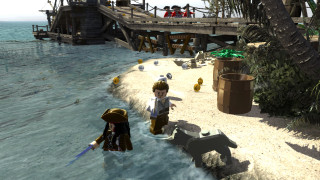LEGO Pirates of the Caribbean: The Video Game PS3
