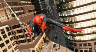 The Amazing Spider-Man (Move támogatással) PS3