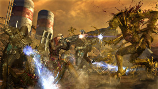 Red Faction: Armageddon PS3