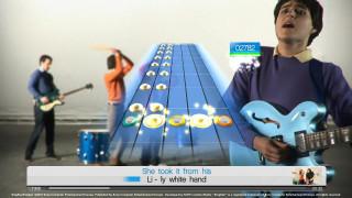 Singstar Guitar PS3