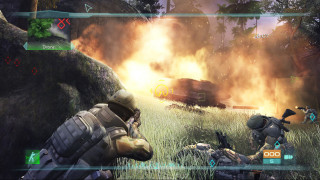 Tom Clancy's Ghost Recon Advanced Warfighter 2 (Essentials) PS3