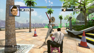 Kung Fu Rider  (Move) PS3
