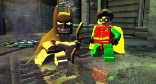 LEGO Batman: The Videogame PS3