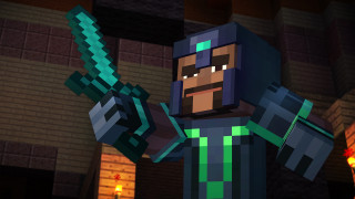 Minecraft Story Mode PS3