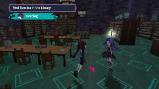 Monster High New Ghoul in School PS3