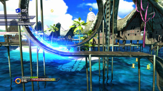 Sonic Unleashed (Essentials) PS3