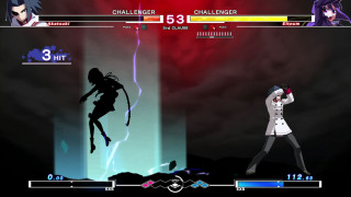 Under Night In-Birth EXE:Late PS3