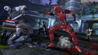 Deadpool PS4