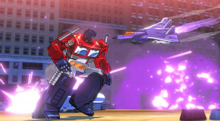 Transformers Devastation PS4