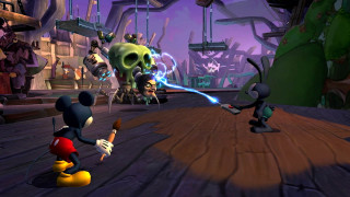 Disney Epic Mickey 2: Power of Two (Magyar felirattal) PS Vita