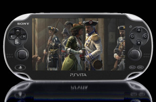 Assassin's Creed III (3) Liberation PS Vita