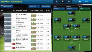 Football Manager 2014 PS Vita