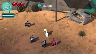 LEGO Ninjago Nindroids PS Vita