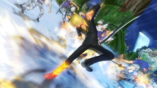 One Piece Pirate Warriors 3 PS Vita