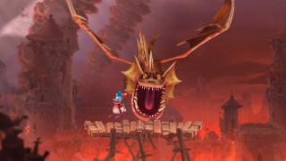 Rayman Legends & Origins PS Vita