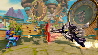 Skylanders Trap Team Dark Edition Starter Pack Wii