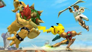Super Smash Bros. amiibo Bundle WII U