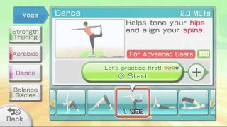 Wii Fit U + Fit Meter WII U