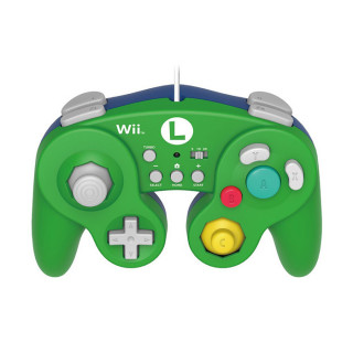 Luigi Battle Pad Kontroller (Zöld) Több platform