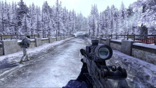 Call of Duty Modern Warfare 2 Classic Xbox 360