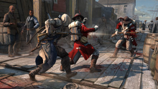 Assassin's Creed III (3) Xbox 360
