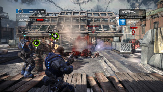 Gears of War Judgment Xbox 360