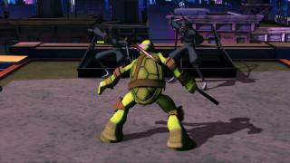 Teenage Mutant Ninja Turtles Xbox 360