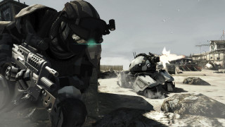 Tom Clancy's Compilation - Future Soldier & GRAW 2 (Kinect támogatással) Xbox 360