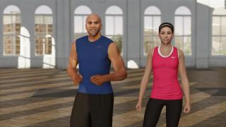 Nike+ Kinect Training (Kinect) Xbox 360