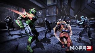 Mass Effect 3 (Kinect támogatással) Xbox 360