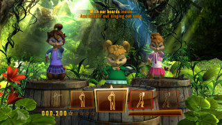 Alvin and the Chipmunks Chipwrecked (Kinect) Xbox 360
