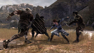 Lord of The Rings War in The North Xbox 360