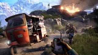 Far Cry 4 Kyrat Edition Xbox 360