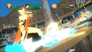 Naruto Shippuden Ultimate Ninja Storm Revolution Samurai Edition Xbox 360
