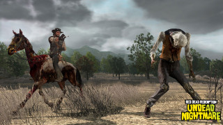 Red Dead Redemption - Undead Nightmare Xbox 360