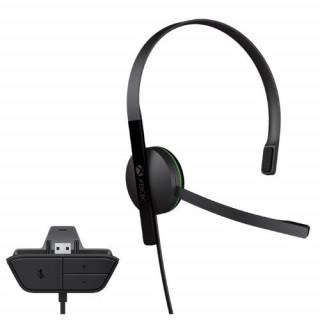 Xbox One Chat Headset (Fekete) Xbox One