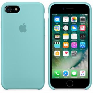 Apple IPhone 7 Azúrkék szilikontok (MMX02ZM/A) Mobil