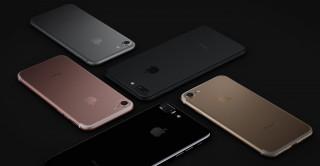 Apple IPhone 7 Plus 128GB Silver Mobil