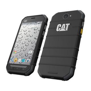 CAT S30 Dual-Sim Black Mobil