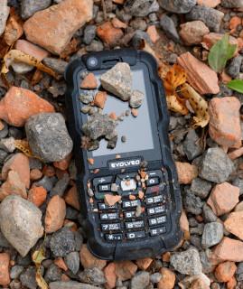 Evolveo SGP-WIFI Dual Fekete Mobil