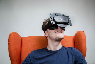 Freefly VR Mobile Headset Mobil