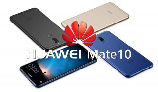 Huawei Mate 10 Lite Dual SIM Black Mobil