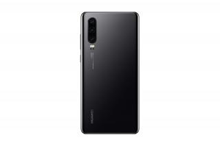 Huawei P30 DS Black Mobil
